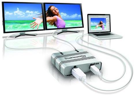 Conectar Dualhead2Go para conectar un monitor extra a tu mac