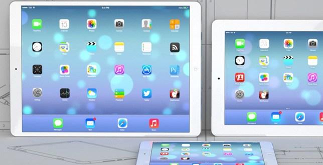 La nueva generación de iPad podría llegar el próximo 21 de octubre