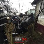Accident centura Gherla (1)
