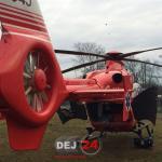 Elicopter SMURD femeie arsuri Osorhel (5)