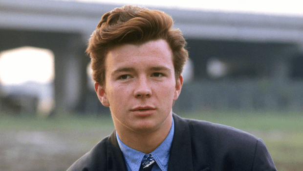 RickAstleyNeverGonnaGiveYouUp7InchSingleCover Rick Astley Never Going To Give You Up