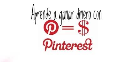 Cómo ganar dinero con Pinterest