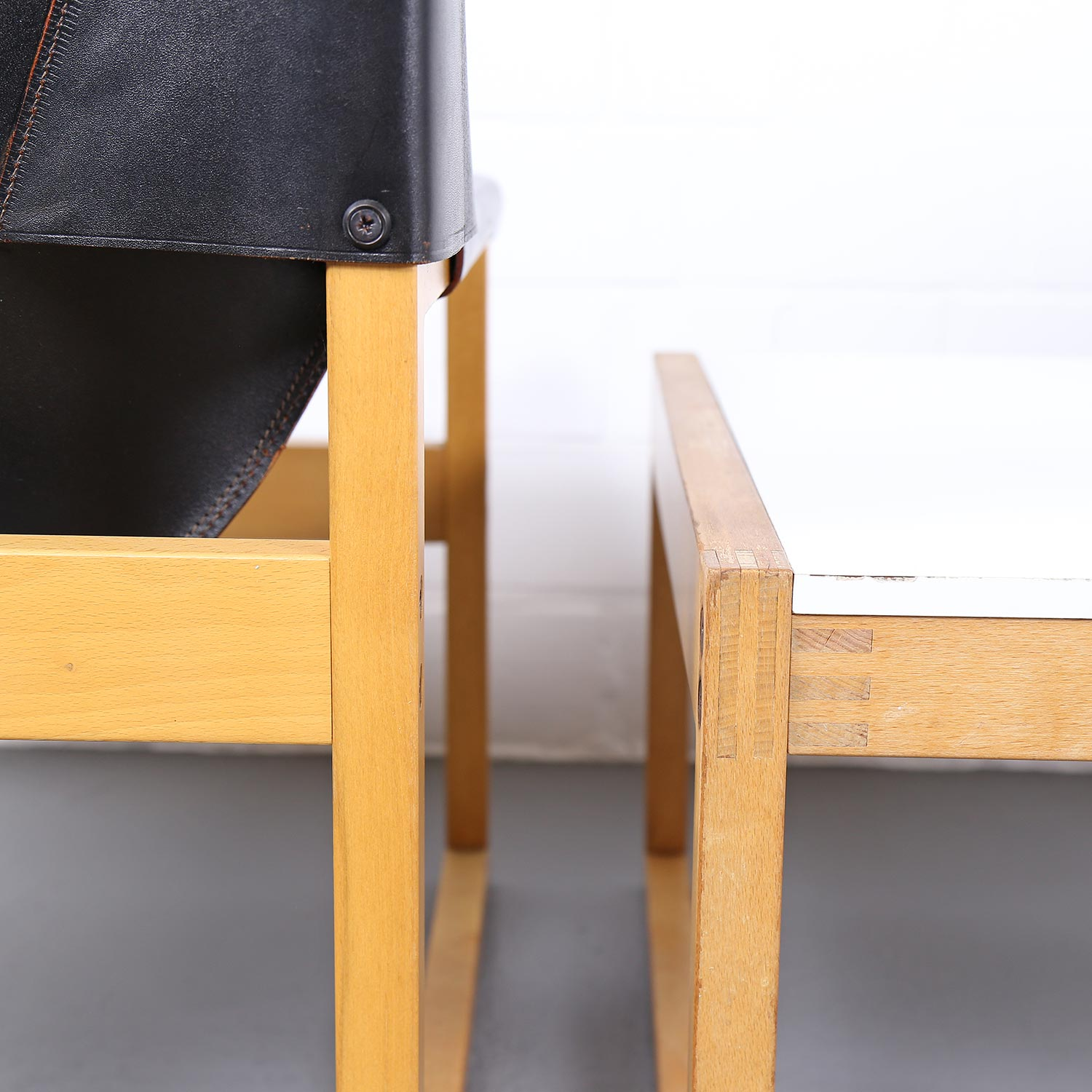 Architekt Göttingen Architect Armchairs Sidetable Architekt Schell Goettingen