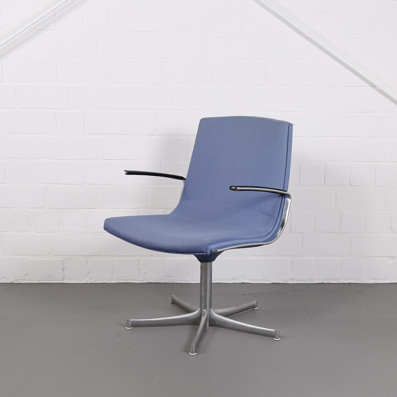 Conference Chair By Jørgen Kastholm And Preben Fabricius For Walter Knoll Dekaden