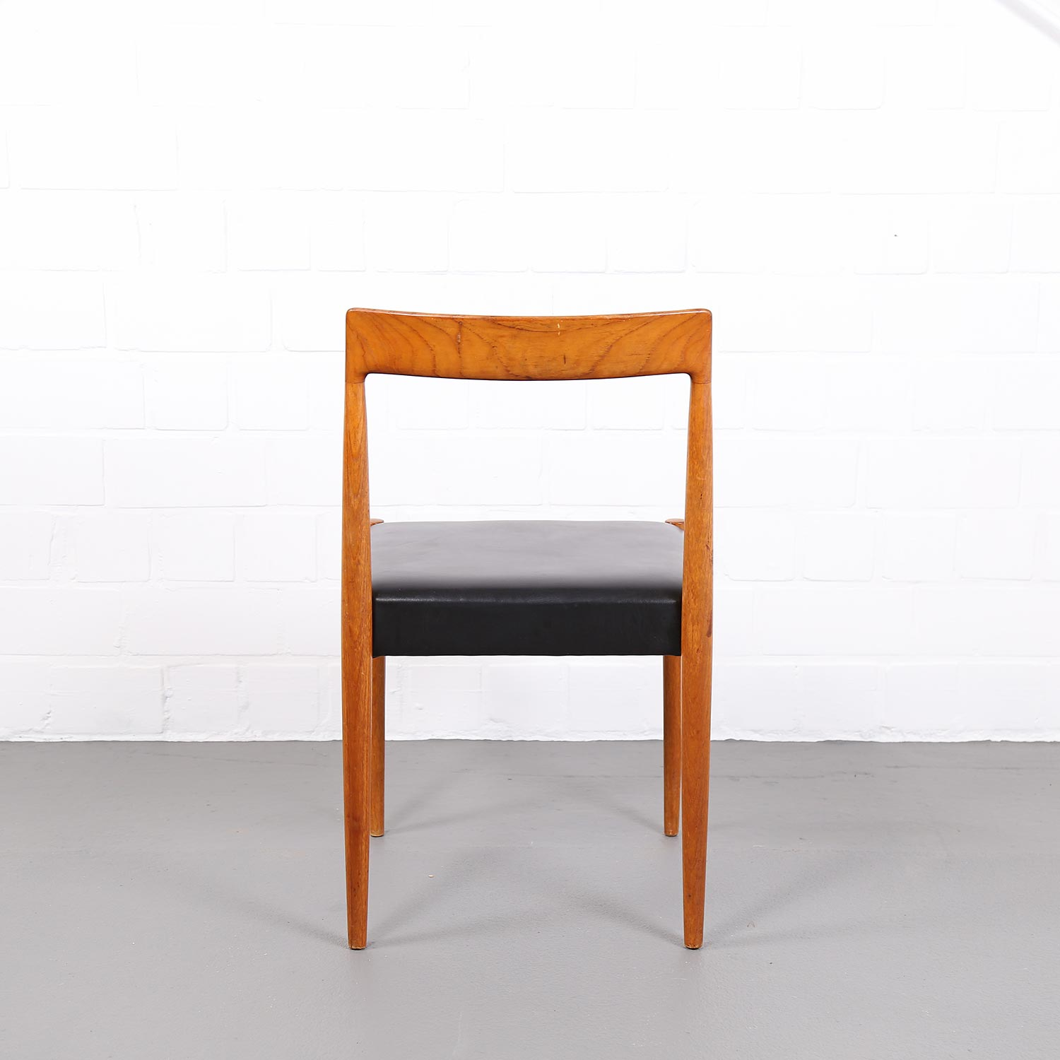 Danish Chair Plans Dining Chairs Luebke Minimalsm Danish Design