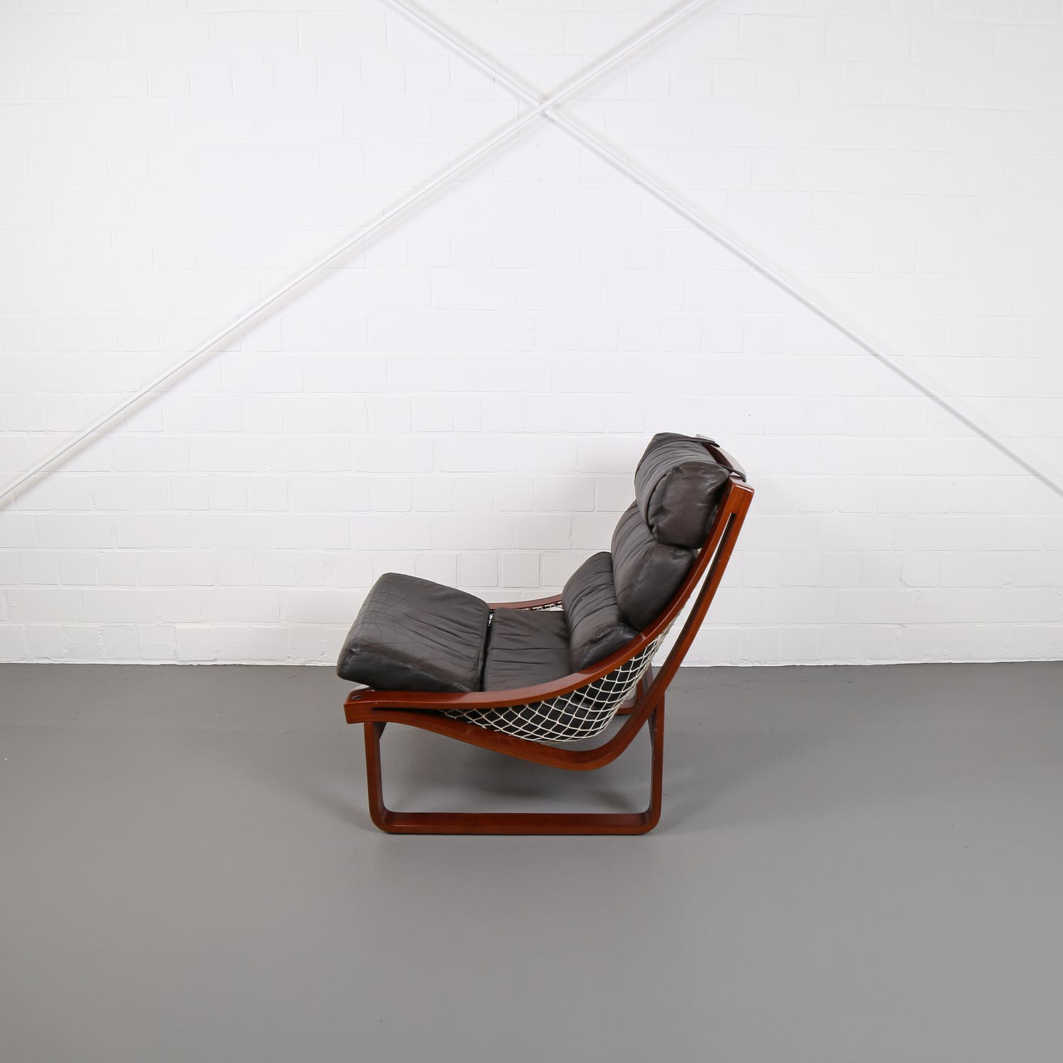 Leather Lounge Protector Australia Leather Lounge Chair T4 By Fred Lowen For Tessa Australia