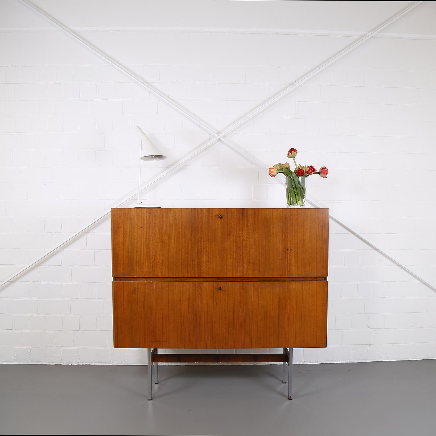 Sideboard Danish Design Musterring Sideboard Credenza Teak Danish Design 60er 70er