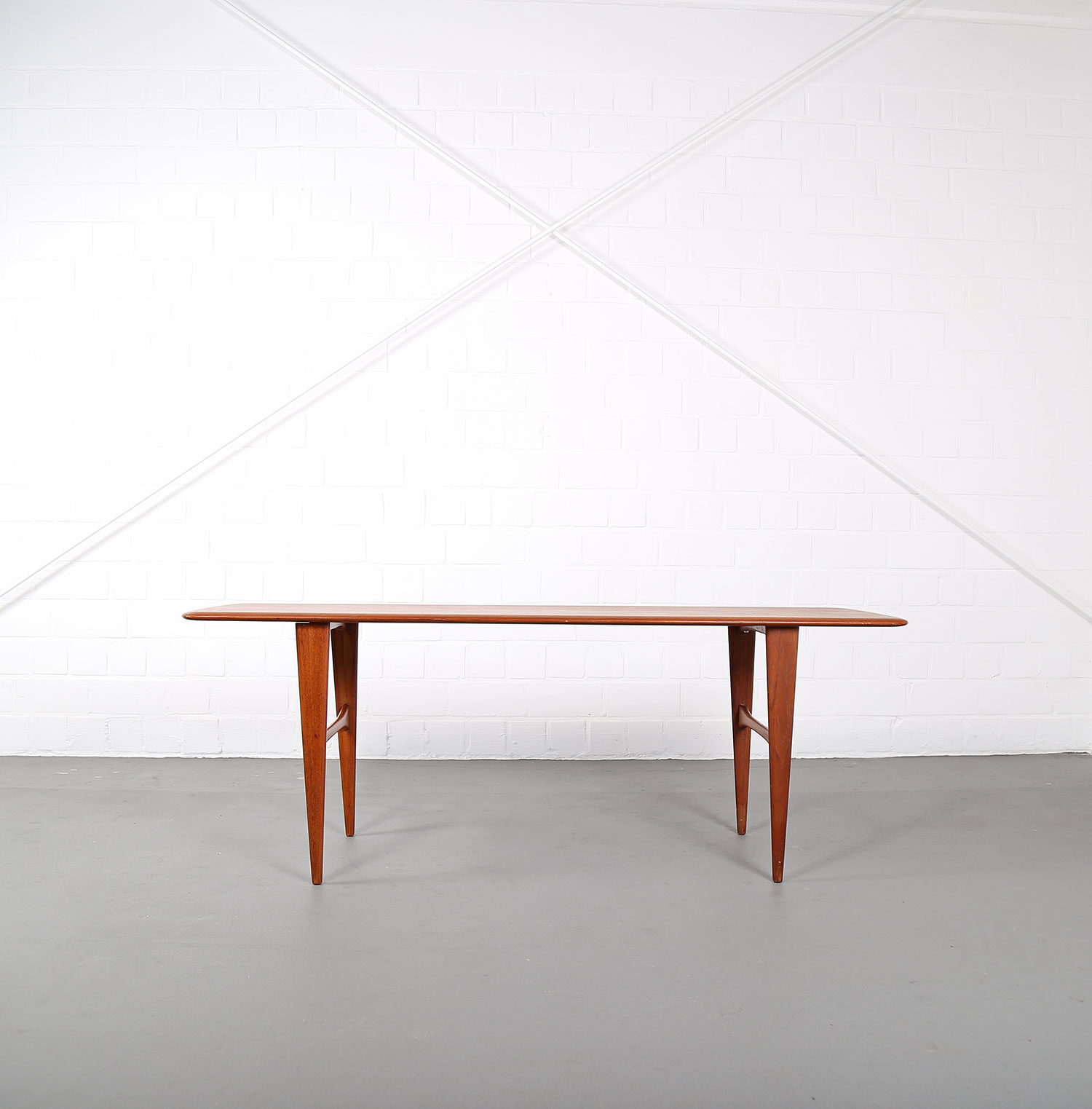 Couchtisch Danish Design Ebay Danish Design Teak Coffee Table Tisch 60er Peter Hvidt