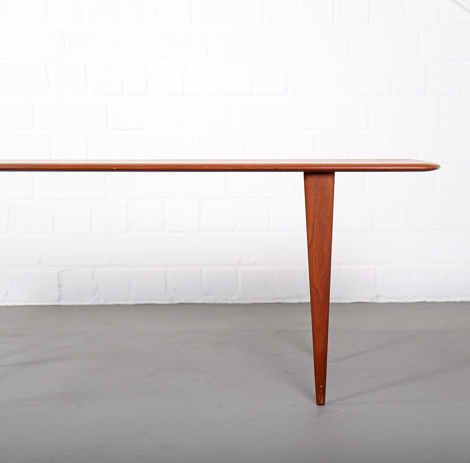 Couchtisch Danish Design Danish Design Teak Coffee Table Tisch 60er Peter Hvidt