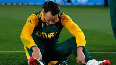RSA Caption AB D Villiers said 'Its Hurting' after loosing ...