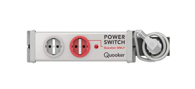 Quooker Stroomverbruik Energieverdeler - Power Switch