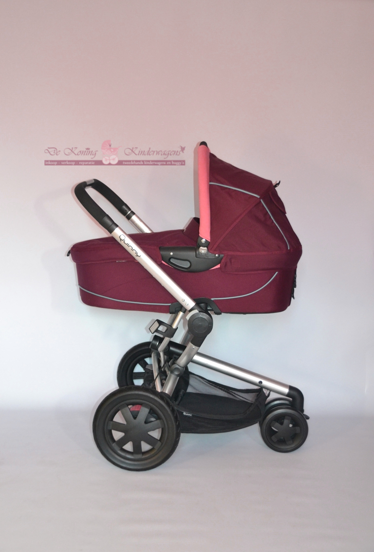 Coche Travel System Zapp Xtra 2 3r Red Rumour Qopo