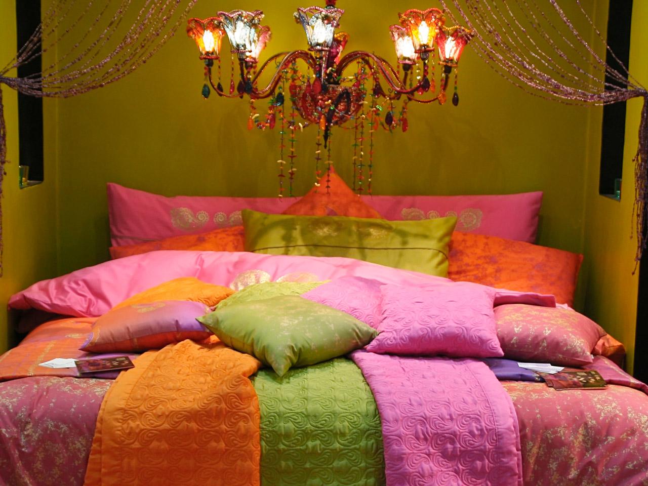 Schlafzimmer Indisch Einrichten   Modern Einrichten Wohnzimmer ...