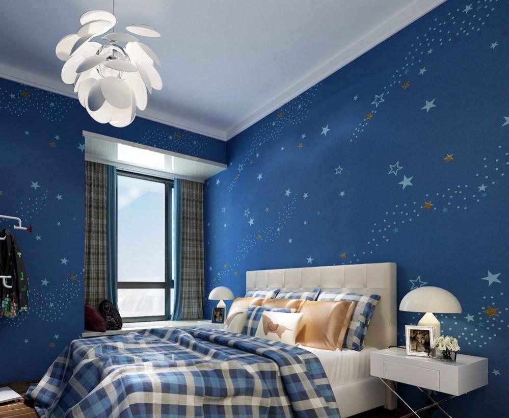Cara Membuat Wallpaper Kamar Tidur Membuat Wallpaper Dinding Lucu