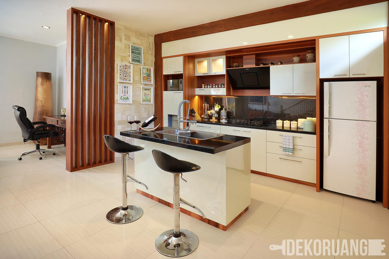 Dapur Moderen Desain Kitchen Set Mewah Kitchen Appliances Tips And Review