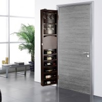 Behind The Door Storage Cabinet - Storage Designs