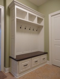 Mudroom Storage Cabinets - Storage Designs