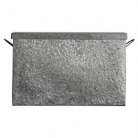Galvanized Metal Storage Bins - Storage Designs