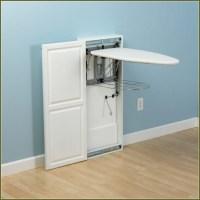 Ironing Board Storage Cabinet - Storage Designs