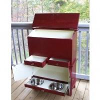 Dog Food Storage Cabinet - Storage Designs