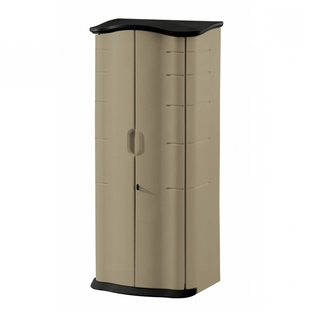 Rubbermaid Outdoor Storage Cabinet