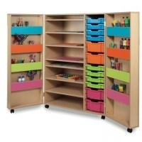Arts And Crafts Storage Cabinet - Storage Designs
