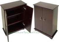 Best Oak Dvd Storage Cabinet With Doors Creative Cabinets ...