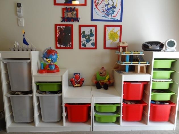 SaveEnlarge · Ikea Trofast Childrens Toy Storage ... & Ikea Toy Storage Cubes - Listitdallas