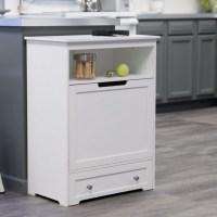 Pet Food Storage Cabinet - Storage Designs