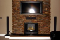 ideas for hanging tv on wall - Design Decoration