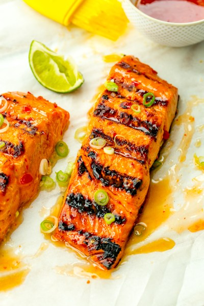 Easy Grilled Salmon Recipes - How To Grill Salmon—Delish.com