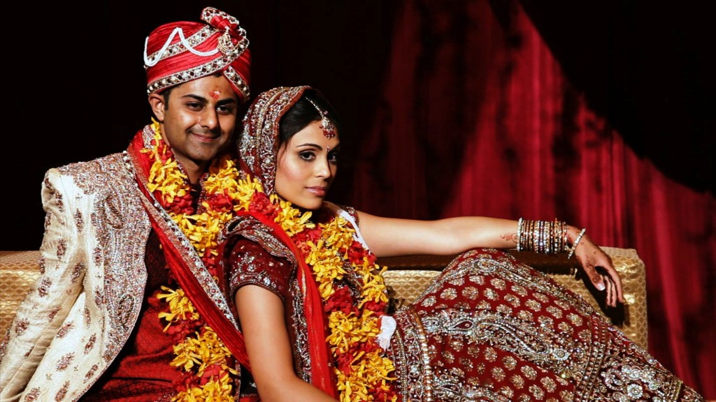 Cute Indian Married Couple Wallpaper Parul Mirab Chicago Indian Wedding Cinematography