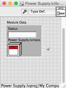 Module Private Data