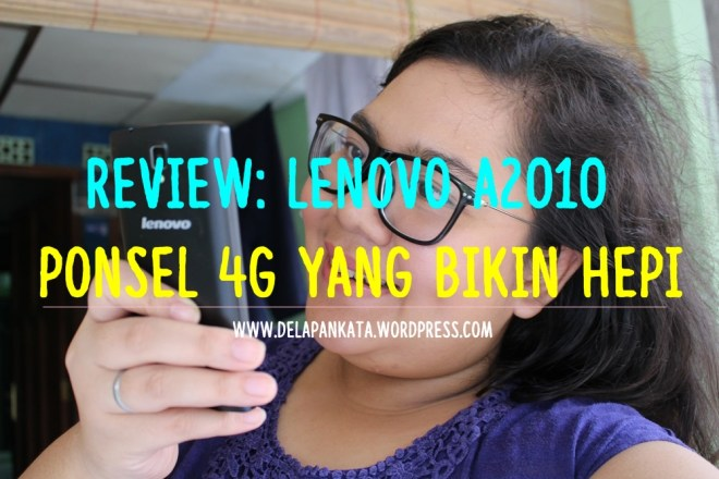 review lenovo a2010