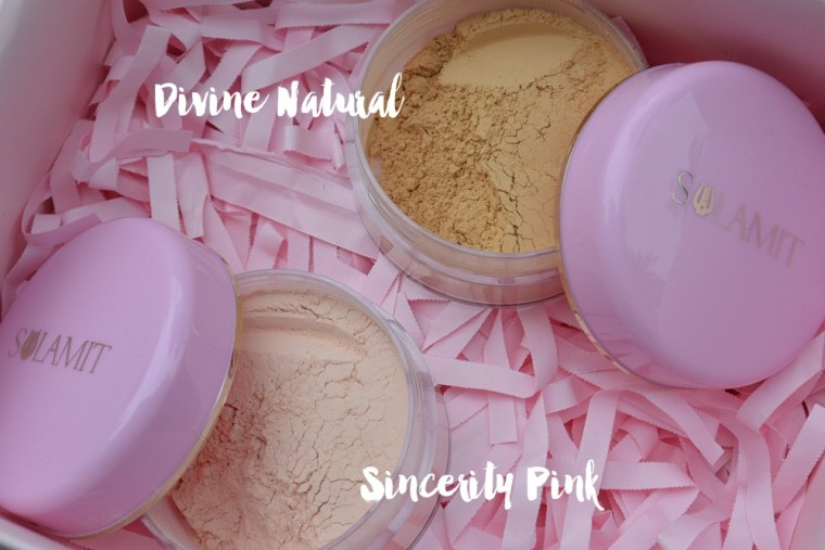 Sulamit Loose Powder Passion Series Delapankata Putrikpm