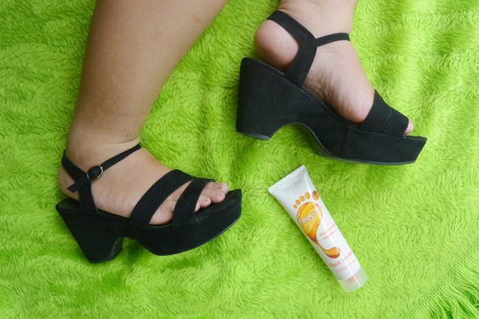 Happy Feet - Feet Up By Oriflame - PutriKPM - DelapanKata 3