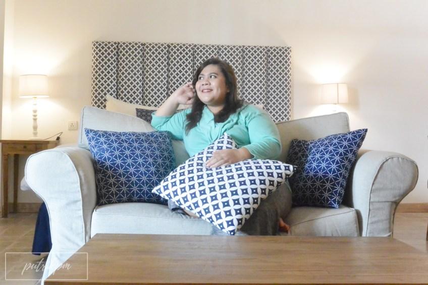 Adhisthana Hotel Suite Upper Ground Room - Delapankata - Sofa
