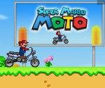 Super Mario Motorcycle Game