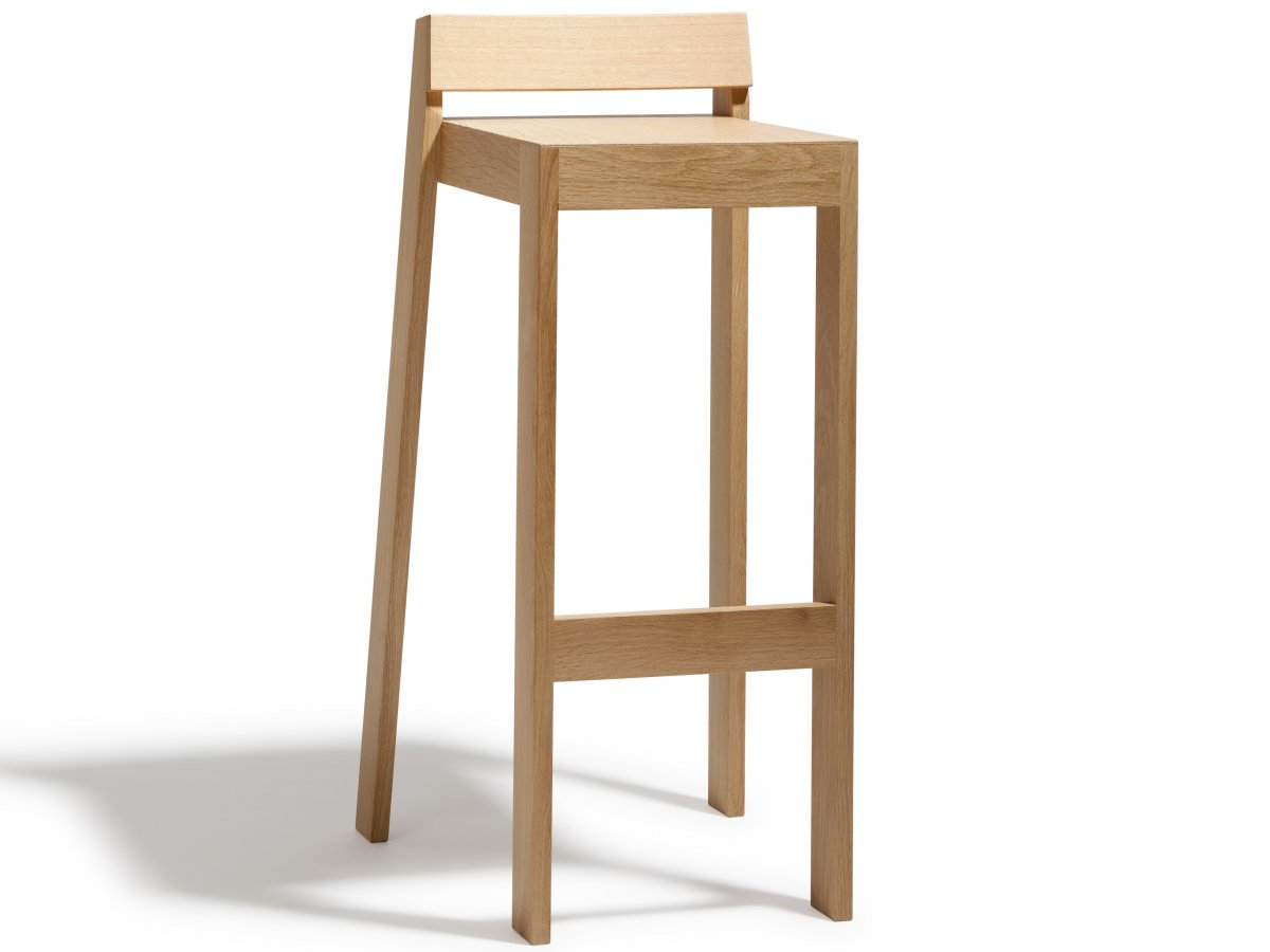 Tabourets De Bar Sur Mesure Tabouret Pilpil En Chêne Bois Et Design Made In France Delavelle