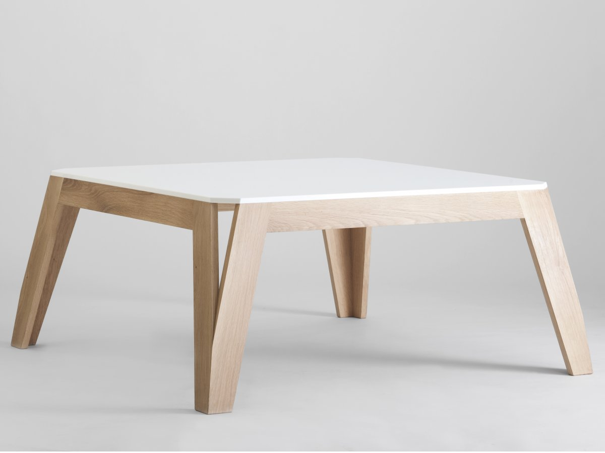 Made In Design Table Basse Table Basse Mélimélo Bois Et Design Made In France
