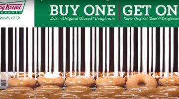 Day of the Dozens (Free Krispy Kreme Doughnuts!)