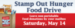 Delaware Stamp Out Hunger Food Drive 2016