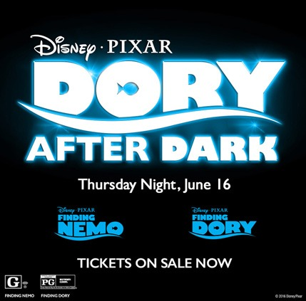 dory after dark