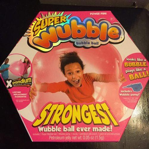 super wubble bubble ball review