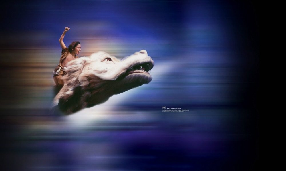 The NeverEnding Story ©1984 © 2016 Warner Bros. Entertainment Inc. All Rights Reserved.