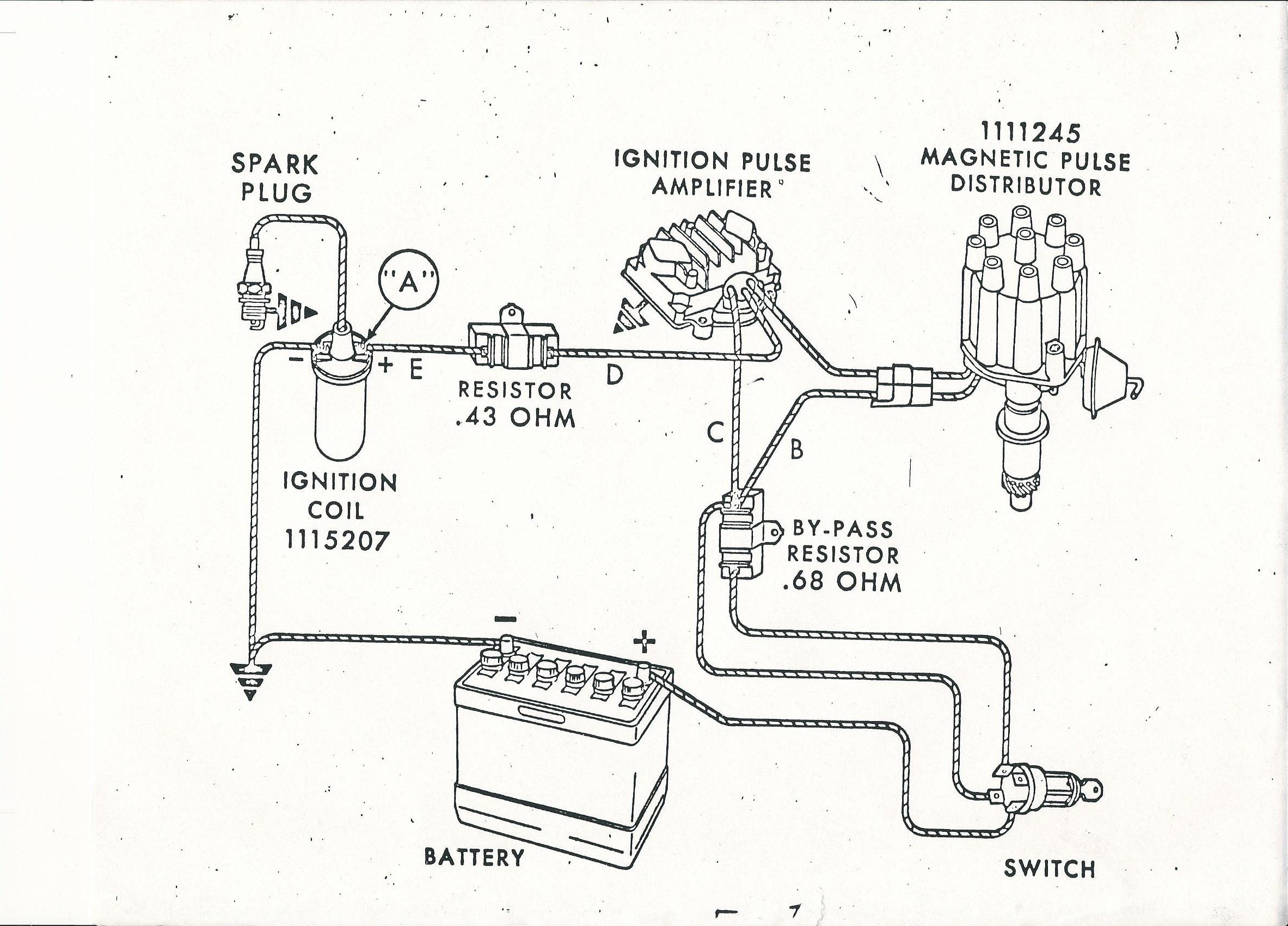 olds 350 rocket hei wiring diagram