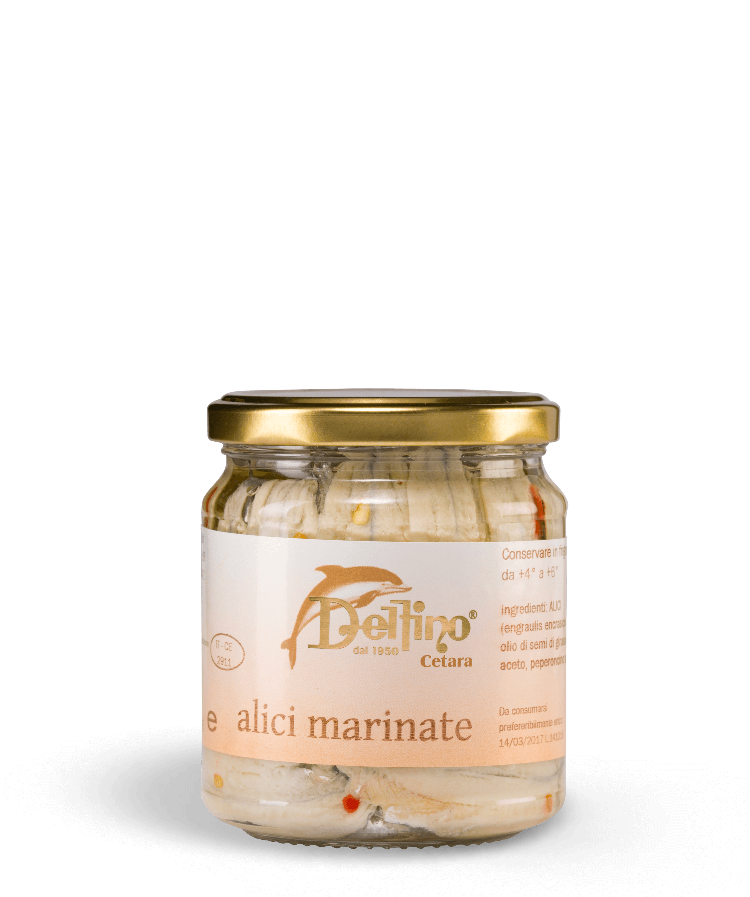 Come Cucinare Le Alici Marinate Alici Marinate Delfino Battista