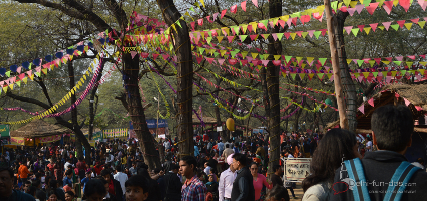 Surajkund Crafts Fair – The Biggest handicraft, food and cultural event in NCR