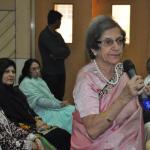 Ava Khullar makes a point