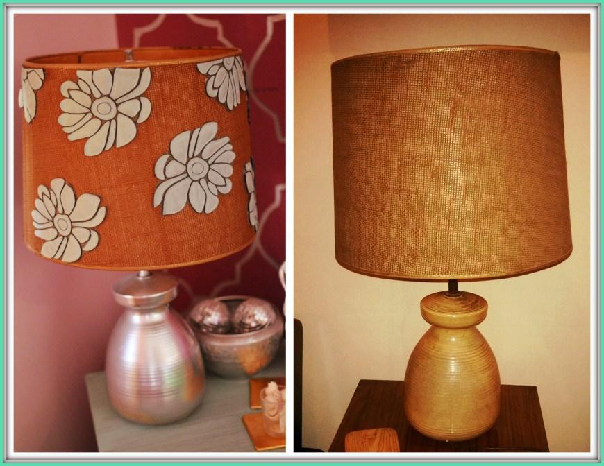 Lamp Drab to Fab